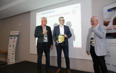 NGK remporte le trophée de l'animation des ventes