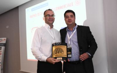 NTN-SNR remporte le trophée de la présence commerciale